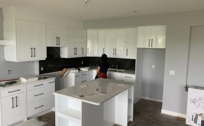 Best Kitchen Cabinet Services In Calgary By Quality Craft