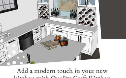 Modern Kitchen Cabinets Calgary