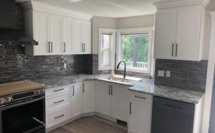 kitchen cabinets in Calgary NE
