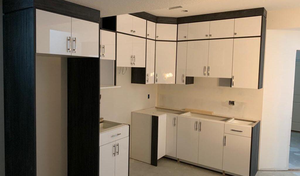 kitchen renovations in Calgary NE