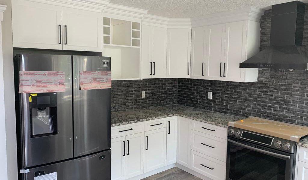 Kitchen Cabinet Design Calgary